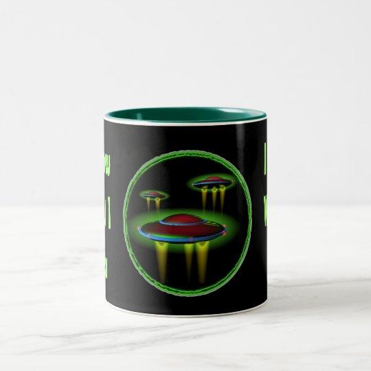 Sé lo que vi la taza