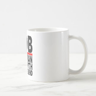se menea el hombre el mito que la leyenda junta co tazas de café