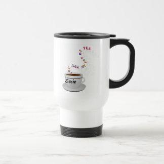 Se personaliza le mi taza de taza del viaje del té