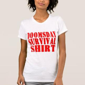 Se prepare la camisa de la supervivencia del día d