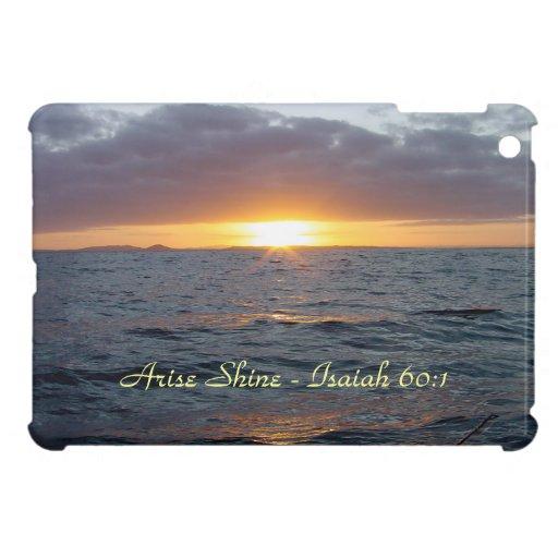 Se presenta el brillo - 60:1 de Isaías iPad Mini Carcasas