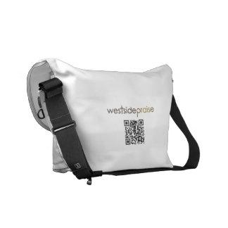 Se presenta la bolsa de mensajero bolsa de mensajería
