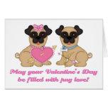 Se puede su el día de San Valentín llenar de amor  Felicitaciones