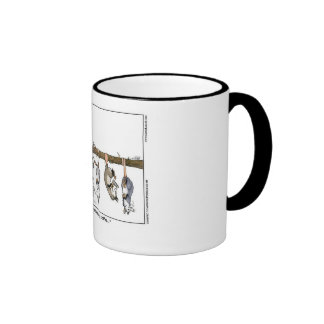 """""""Sé que él robó taza de mi café"""""""