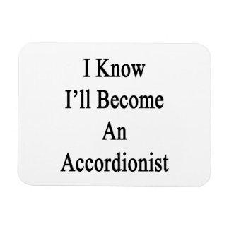 Sé que haré acordeonista iman