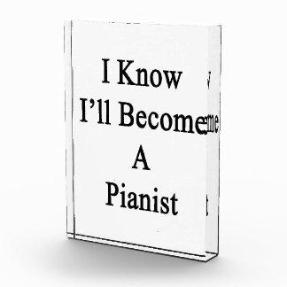 Sé que haré pianista