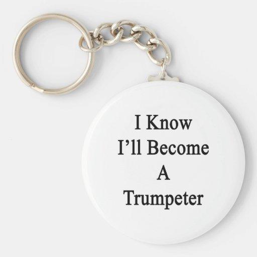 Sé que haré un trompetista llavero