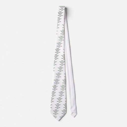 Sé que la vida no es dinero sino que seguro chupa  corbata