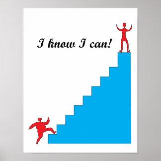 ¡Sé que puedo! Poster