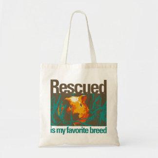Se rescata mi bolso preferido de la raza conejill bolsa