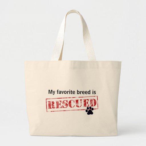 Se rescata mi raza preferida bolsa