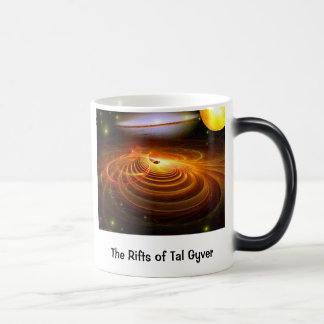 SE - Rifts of Tal Gyver -2009, The Rifts of Tal... Magic Mug