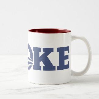 SE ROMPIÓ TAZA DE CAFÉ