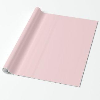 Se ruboriza el color sólido rosado