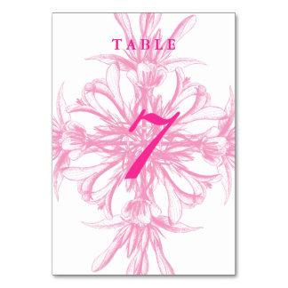 Se ruboriza el damasco floral rosado