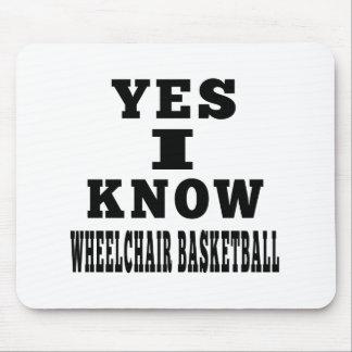 Sé sí baloncesto de silla de ruedas
