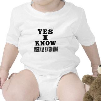 Sé sí kickboxing americano trajes de bebé