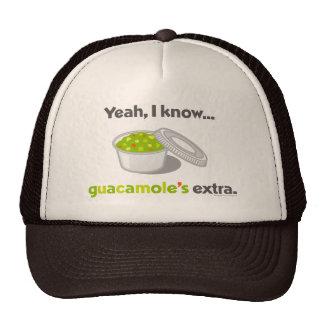 Sé sí que el Guacamole es adicional (la taza de Gorra