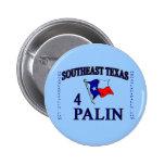 SE Texas4Palin Button - Blue