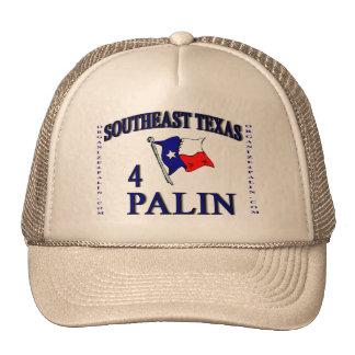 SE Texas4palin - Gorra