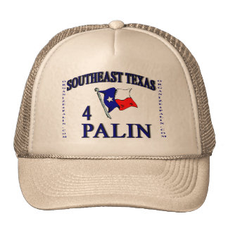 SE Texas4palin - Hat