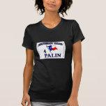 SE Texas4palin - Women's Fitted Tshirt Black