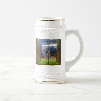Sé thee tazas de café