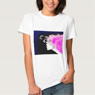 """Se va volando"" - la camiseta de la mujer Camisas"