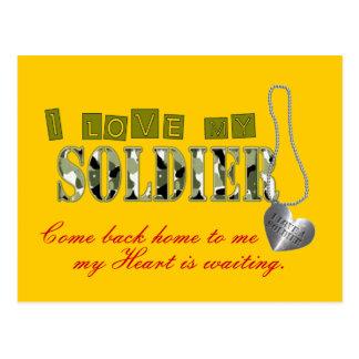 Se vuelve a casa a mí, mi corazón es… postales