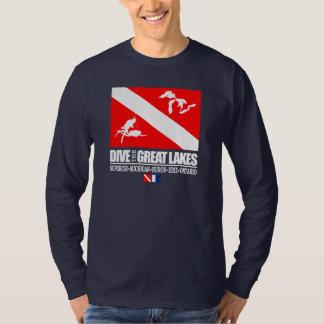 Se zambullen los Great Lakes Playeras