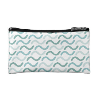 Sea Abstract Summer Patterns Cosmetic Bag