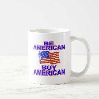 Sea americano taza clásica
