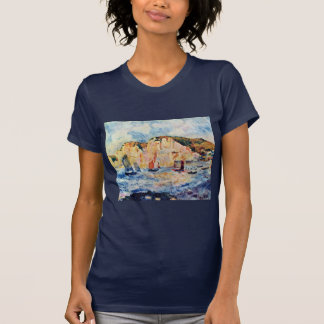 Sea And Cliffs By Pierre-Auguste Renoir T Shirts