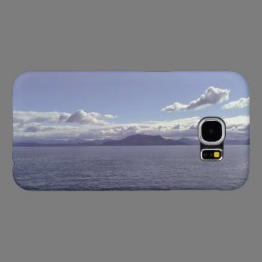 Sea and mountain samsung galaxy s6 cases