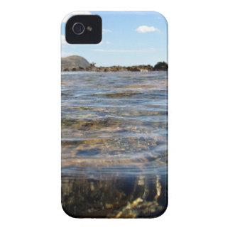 Sea and Rocks Blackberry Cases