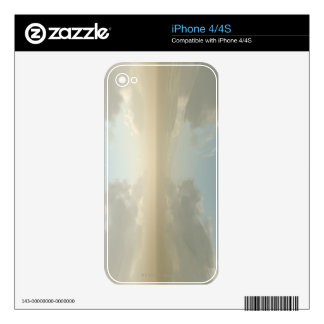 Sea and Sky Decal For The iPhone 4S