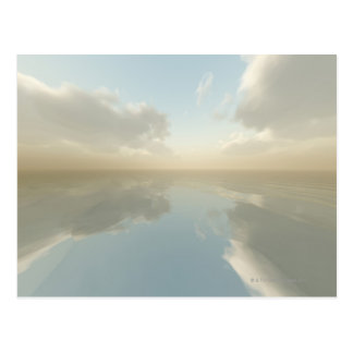 Sea and Sky Postcard