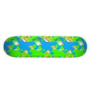 Sea and Sky Skateboard