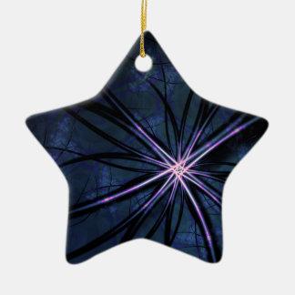 Sea Anemone Ceramic Ornament