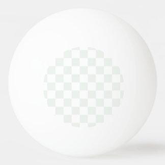 Sea Anemone Gingham Pattern Ping Pong Ball