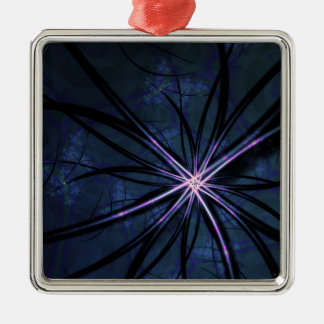 Sea Anemone Metal Ornament