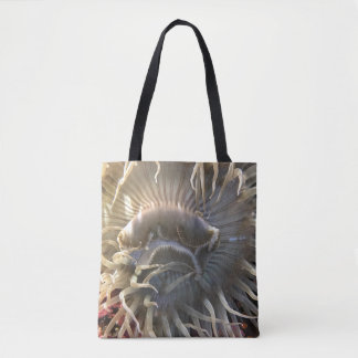 Sea Anemone Tote Bag