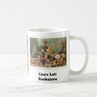 Sea Anemones Bookstore Promo Coffee Mug