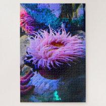 Sea Anemones. Jigsaw Puzzle