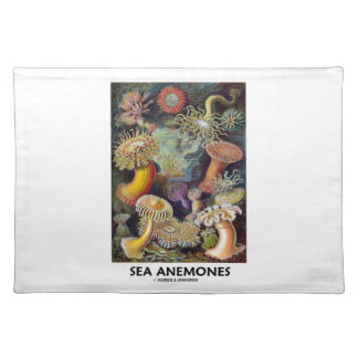 Sea Anemones Placemat