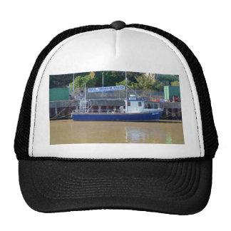 Sea Angling Boat Blue Dawn Hat