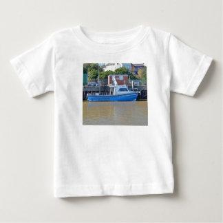 Sea Angling Boat Boy Ellis Baby T-Shirt