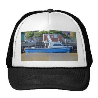 Sea Angling Boat Boy Ellis Mesh Hat