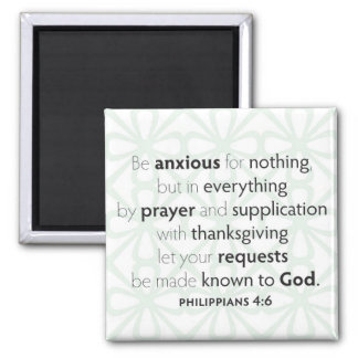 Sea ansioso para nada imán