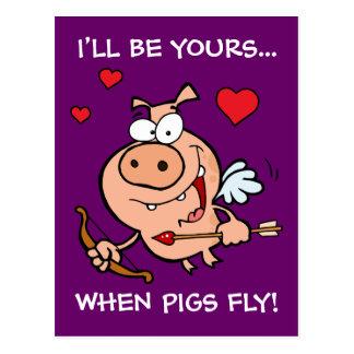Sea Anti-Tarjetas del día de San Valentín de la Postal
